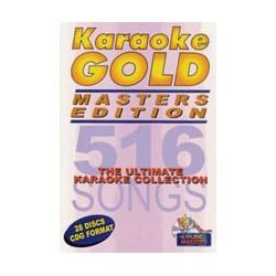 Karaoke Gold Master Edition  (Slutsåld)