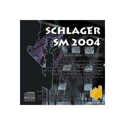 Svenska Schlagerfestivalen 2004 CDG
