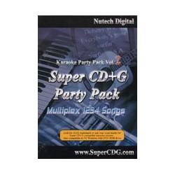 Nutech Party Pack Vol. 2 PC MED DVDLÄSARE