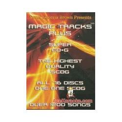 Magic Tracks - 1200 låtar