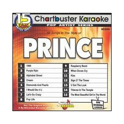 (A) Prince - 15 Songs Charbuster