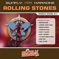 Sunfly World Stars 14 - Rolling Stones