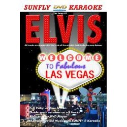 Elvis Presley Sunfly - 13 Hits DVD