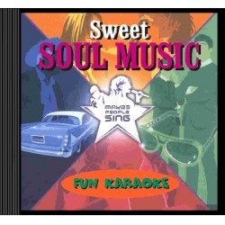 FUN's Sweet Soul Music CDG 12 Hits