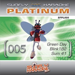 Sunfly Platinum 005 - Green Day / Blink 182 / Sum 41
