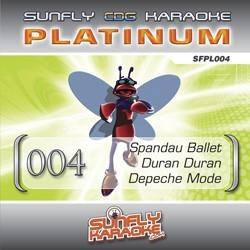 Sunfly Platinum 004 - Spand.B - Duran D-Depche M