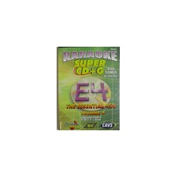 Essential Karaoke E4 450 songs