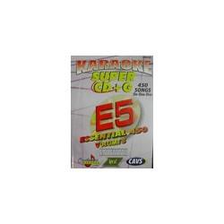 Essential Karaoke E5 450 songs