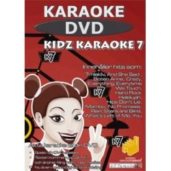 Kidz Karaoke 7 DVD - STÖDSÅNG