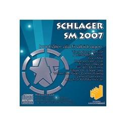Svenska Schlagerfestivalen 2007 CDG