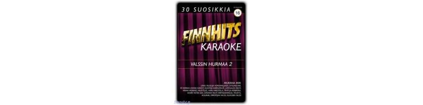 FINNHITS 30 Songs/disc   249 SEK